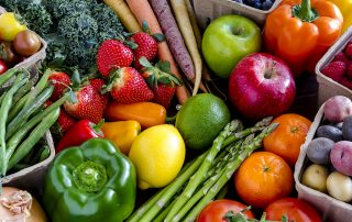 fruit-and-veggies for weightloss