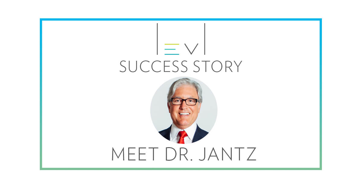 Dr. Jantz Success Story